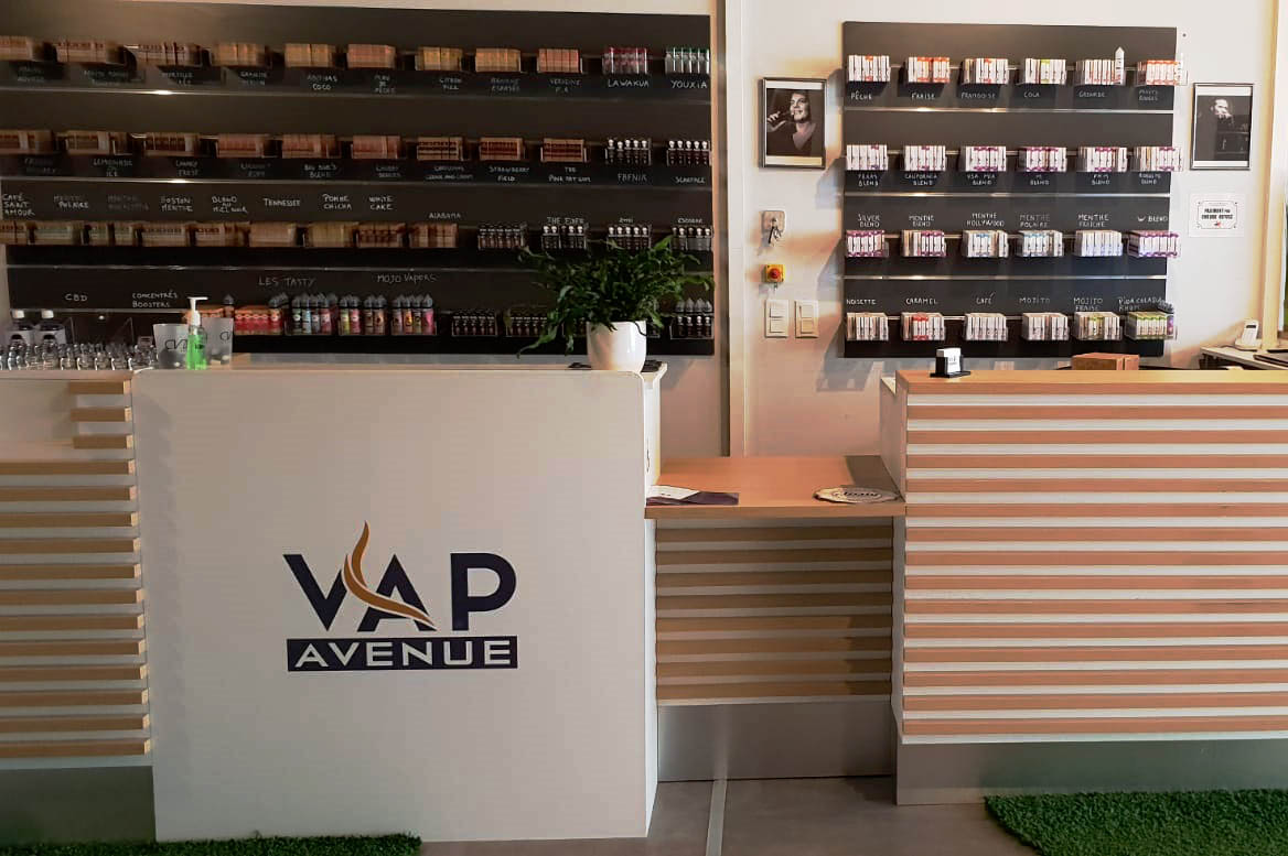 Vap Avenue Valserine Bellegarde cigarette électronique